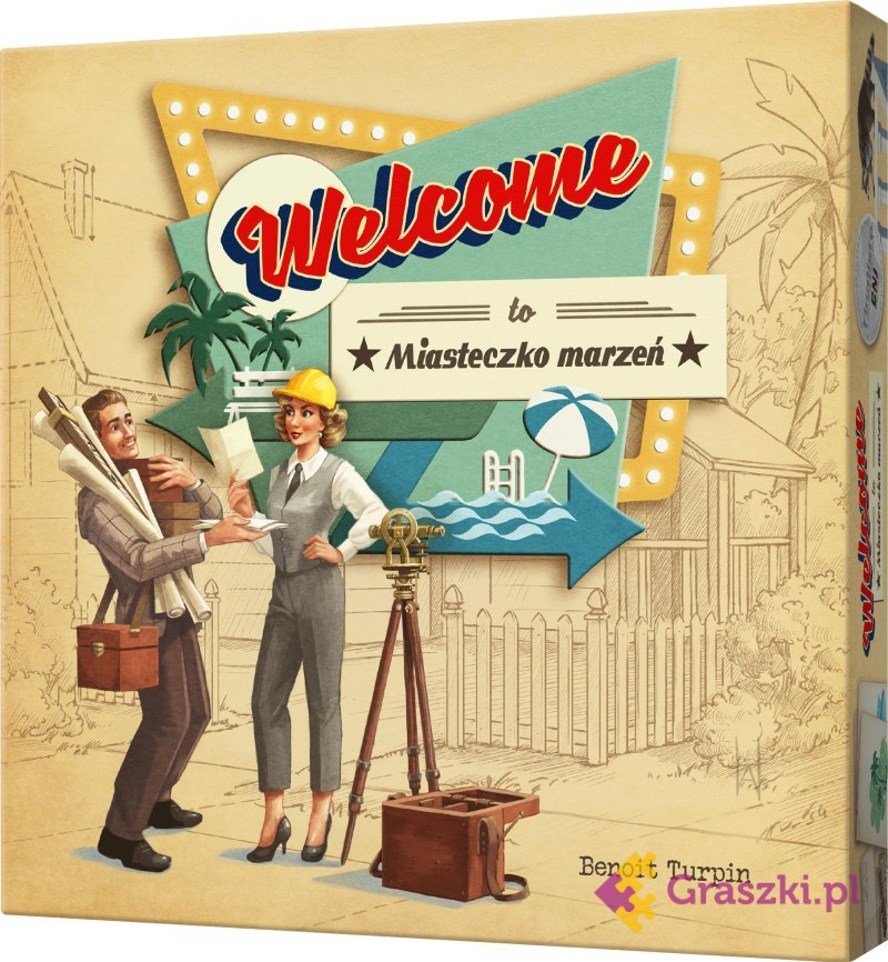 Welcome To... Miasteczko marzeń | Rebel